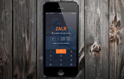 Zalr Mobilbetaling