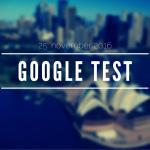 """Åbn i ny fane"" – Google test"